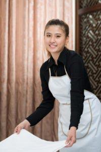OIG targets housekeeper